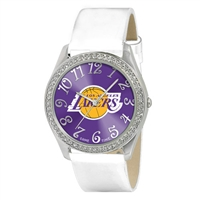 Los Angeles Lakers NBA Ladies Glitz Series Watch