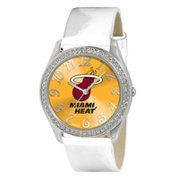 Miami Heat NBA Ladies Glitz Series Watch