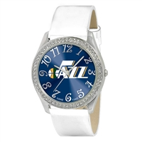 Utah Jazz NBA Ladies Glitz Series Watch