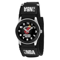Miami Heat NBA Kids Rookie Series Watch (Black)