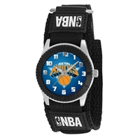New York Knicks NBA Kids Rookie Series Watch (Black)