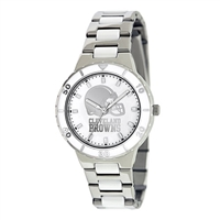 Cleveland Browns NFL Ladies Pro Pearl Series Watch