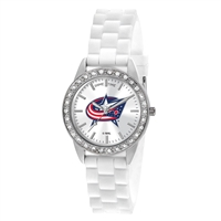 Columbus Blue Jackets NHL Women's Frost Series Watch