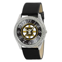 Boston Bruins NHL Ladies Glitz Series Watch