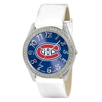 Montreal Canadiens NHL Ladies Glitz Series Watch