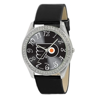 Philadelphia Flyers NHL Ladies Glitz Series Watch