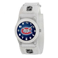 Montreal Canadiens NHL Kids Rookie Series Watch (White)