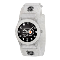 Philadelphia Flyers NHL Kids Rookie Series Watch (White)