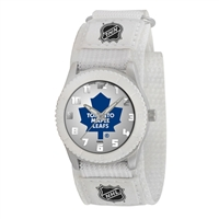 Toronto Maple Leafs NHL Kids Rookie Series Watch (White)