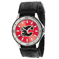 Calgary Flames NHL Mens Veteran Series Watch