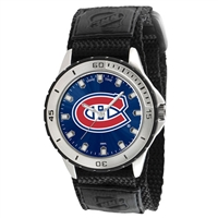 Montreal Canadiens NHL Mens Veteran Series Watch