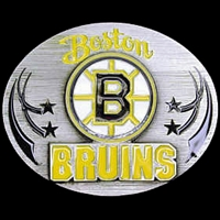 Boston Bruins NHL 3D Belt Buckle