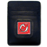 NHL Money Clip/Cardholder - New Jersey Devils