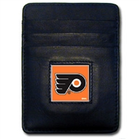 NHL Money Clip/Cardholder - Philadelphia Flyers