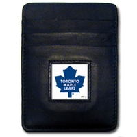 NHL Money Clip/Cardholder - Toronto Maple Leafs