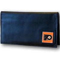 Siskiyou Sports NHL Dylex. Checkbook Cover in Box -  Philadelphia Flyers