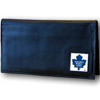 Siskiyou Sports NHL Dylex. Checkbook Cover in Box -  Toronto Maple Leafs
