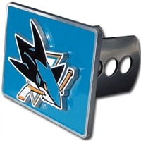 NHL Hitch Cover - San Jose Sharks