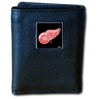NHL Trifold Wallet in Box - Detroit Red Wings