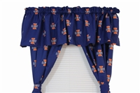 "Illinois Fighting Illini Printed Curtain Panels 42"" X 63"""