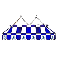 Kansas City Royals MLB 40 Inch Billiards Stained Glass Lamp