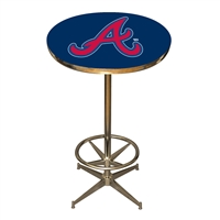 Atlanta Braves MLB Pub Table