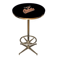 Baltimore Orioles MLB Pub Table