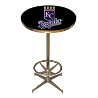 Kansas City Royals MLB Pub Table