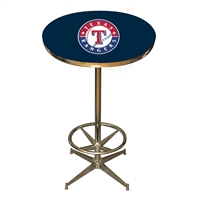 Texas Rangers MLB Pub Table