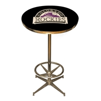 Colorado Rockies MLB Pub Table