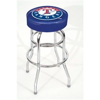 Texas Rangers MLB Bar Stool