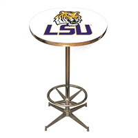 LSU Tigers NCAA Pub Table