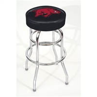 Arkansas Razorbacks NCAA Bar Stool