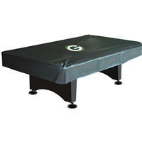 Green Bay Packers NFL 8 Foot Pool Table Cover