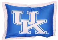 Kentucky (UK) Wildcats Printed Pillow Sham