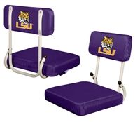 LSU Tigers Hard Back Stadium Seat