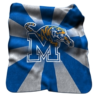 Memphis Tigers NCAA Raschel Throw