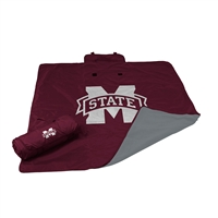 Mississippi State Bulldogs NCAA All Weather Blanket