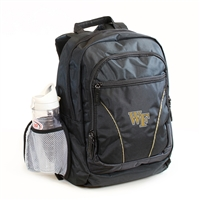 Wake Forest Demon Deacons NCAA 2-Strap Stealth Backpack