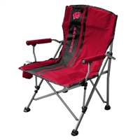 Wisconsin Badgers NCAA Sideline Chair