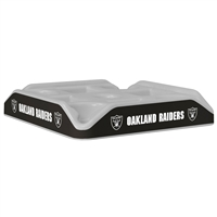 Logo Chair Oakland Raiders NFL Canopy Pole Caddy