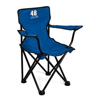 Jimmie Johnson NASCAR Toddler Chair