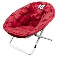 Kyle Busch NASCAR Adult Sphere Chair