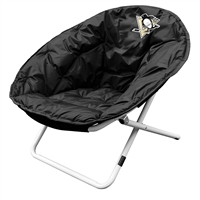 Pittsburgh Penguins NHL Adult Sphere Chair