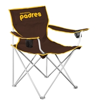 San Diego Padres MLB Deluxe Folding Chair