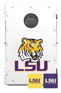 Louisiana State University LSU Tigers Bag Toss Game by Baggo