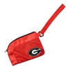 Georgia Bulldogs NCAA Stadium Wristlet