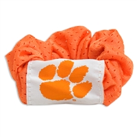 Clemson Tigers NCAA Hair Twist