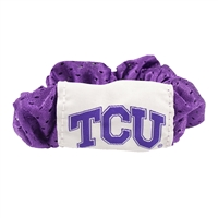 Texas Christian Horned Frogs NCAA Hair Twist