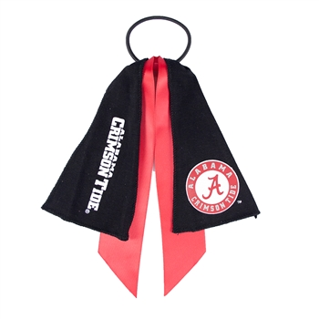 Alabama Crimson Tide NCAA Ponytail Holder